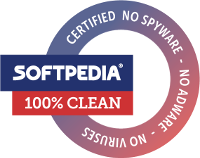 Softpedia 100% Clean Software Award
